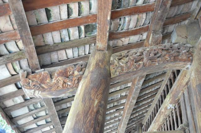 Độc đáo ngôi đình cổ mang kiến trúc nhà sàn truyền thống của dân tộc Tày ở Lạng Sơn - Ảnh 9.