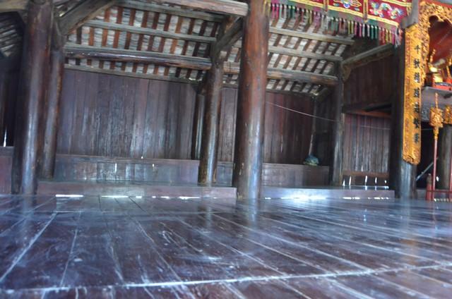 Độc đáo ngôi đình cổ mang kiến trúc nhà sàn truyền thống của dân tộc Tày ở Lạng Sơn - Ảnh 10.