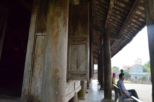 Độc đáo ngôi đình cổ mang kiến trúc nhà sàn truyền thống của dân tộc Tày ở Lạng Sơn - Ảnh 12.