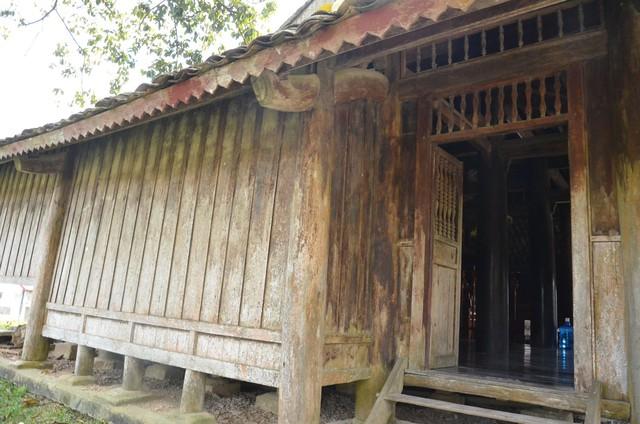 Độc đáo ngôi đình cổ mang kiến trúc nhà sàn truyền thống của dân tộc Tày ở Lạng Sơn - Ảnh 13.