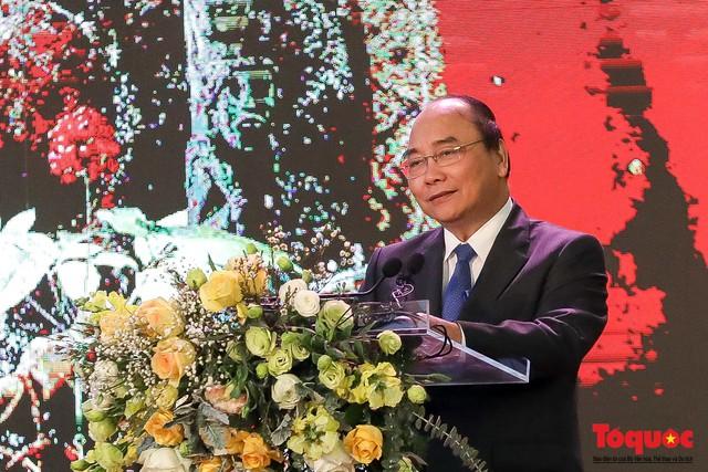 Thủ tướng Nguyễn Xuân Phúc: Bảo tồn di sản văn hóa Kon Tum và Di sản Tây Nguyên là nhiệm vụ quan trọng - Ảnh 1.