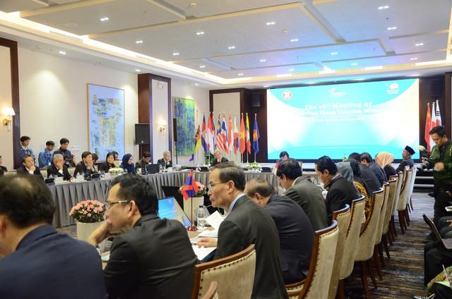 ATF 2019 : Sắc màu ASEAN - Ảnh 2.