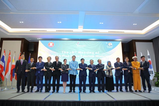 ATF 2019 : Sắc màu ASEAN - Ảnh 1.
