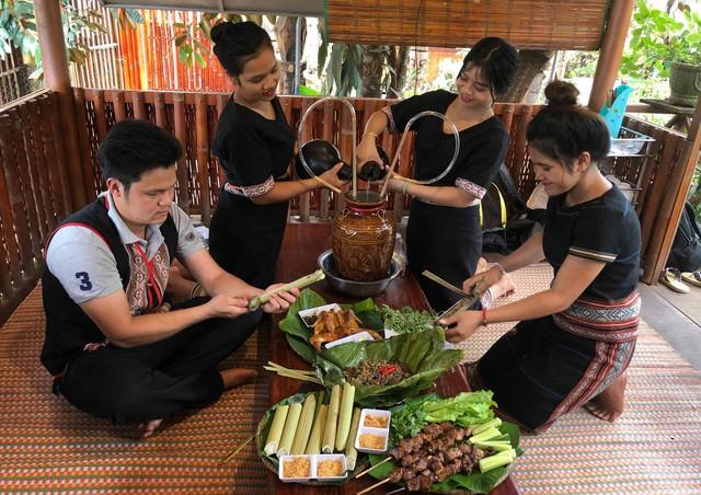 Khám phá ẩm thực Tây Nguyên tại Đắk Lắk - Ảnh 1.