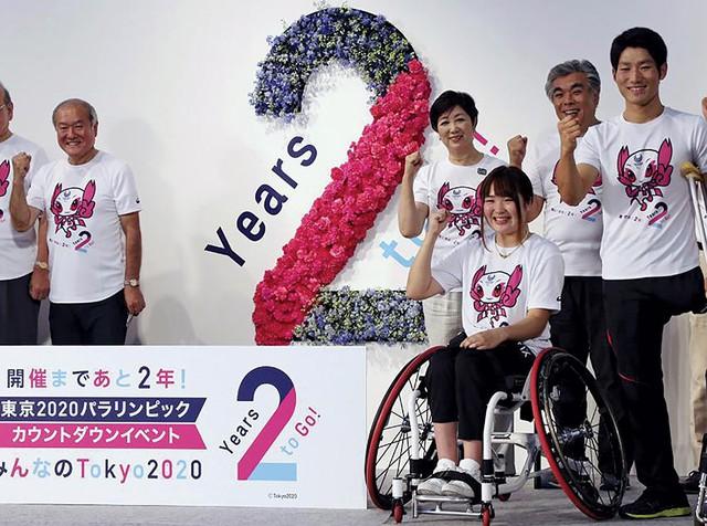 Nhật Bản:Tầm nhìn phát triển thể thao hướng đến Thế vận hội Olympic và Paralympic 2020 - Ảnh 2.