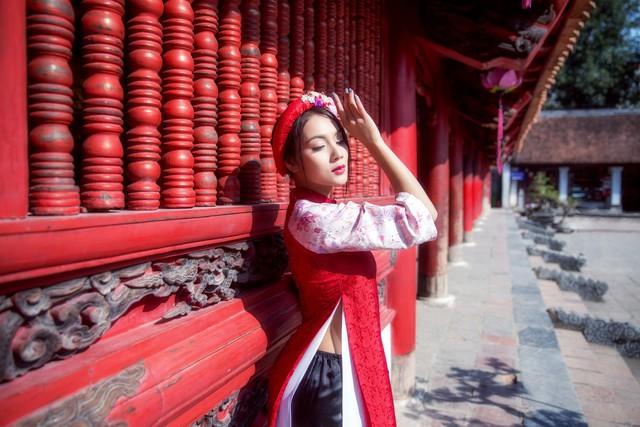 [Bài đăng mùng 3 tết] Điểm danh những điểm chụp ảnh Tết siêu đẹp chỉ có ở Hà Nội - Ảnh 7.