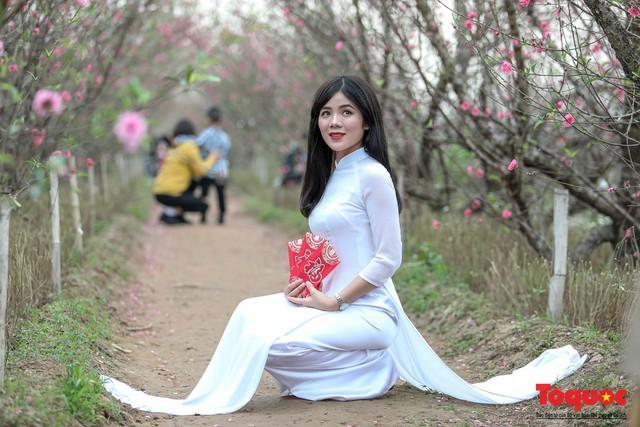 [Bài đăng mùng 3 tết] Điểm danh những điểm chụp ảnh Tết siêu đẹp chỉ có ở Hà Nội - Ảnh 5.