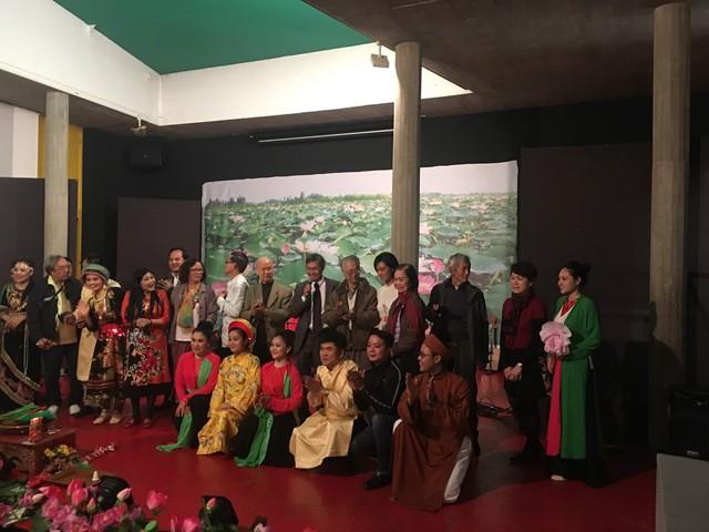 Trung tâm Văn hóa Việt Nam tại Pháp: Những dấu ấn giao lưu quốc tế  - Ảnh 2.