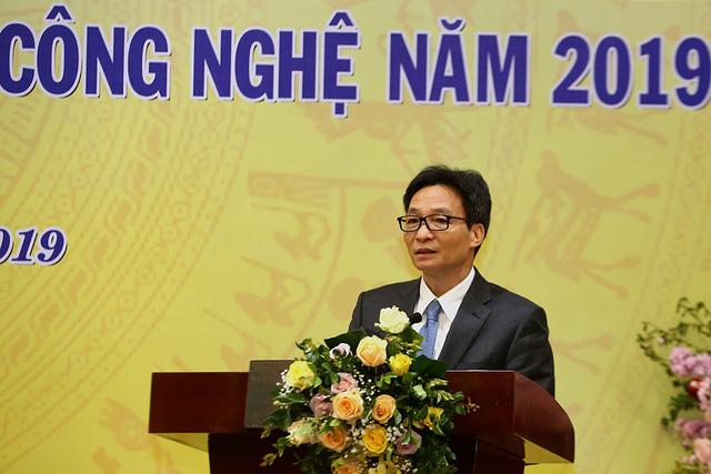 Phó Thủ tướng Vũ Đức Đam: Không được quên Việt Nam vẫn là nước có thu nhập trung bình thấp, vẫn thuộc nhóm quốc gia non trẻ - Ảnh 1.