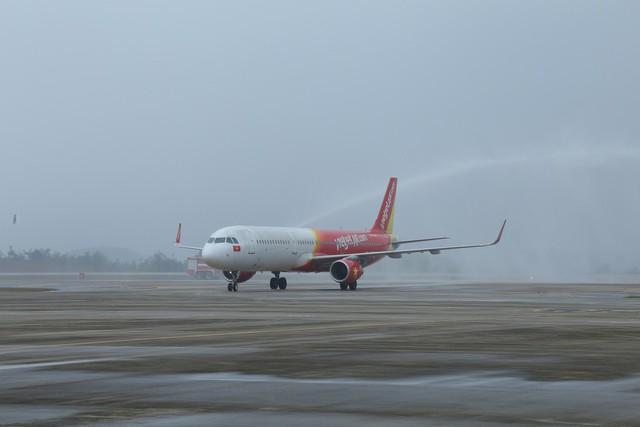 VietjetAir chính thức mở đường bay Vân Đồn - Thành phố Hồ Chí Minh - Ảnh 1.