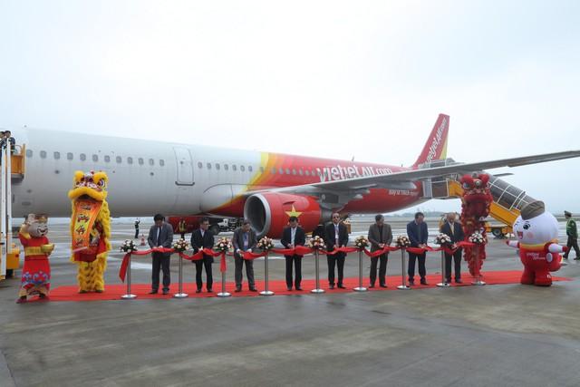 VietjetAir chính thức mở đường bay Vân Đồn - Thành phố Hồ Chí Minh - Ảnh 2.