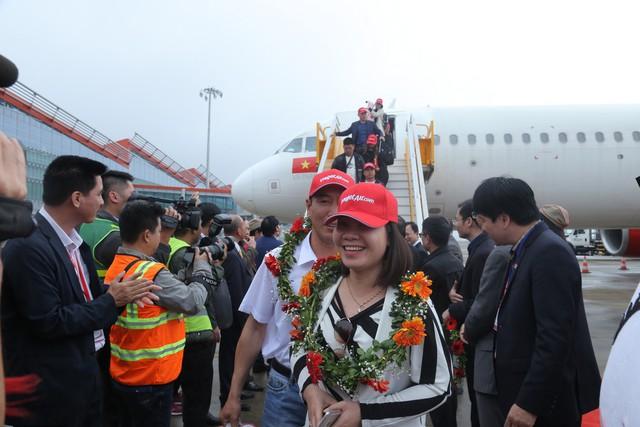 VietjetAir chính thức mở đường bay Vân Đồn - Thành phố Hồ Chí Minh - Ảnh 5.