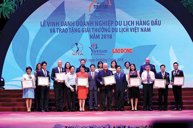 Năm 2018, Du lịch Việt Nam đạt nhiều thành tựu- ĐÃ ĐĂNG BẢN TIN  - Ảnh 1.