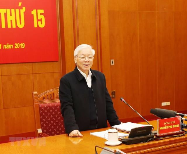 Phiên họp thứ 15 của Ban Chỉ đạo Trung ương về phòng, chống tham nhũng - Ảnh 3.