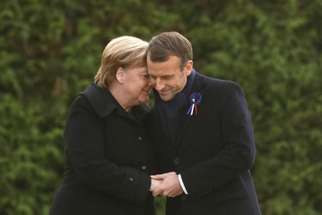 Hiệp ước nóng hổi Đức – Pháp giữa sóng dữ châu Âu - Ảnh 1.