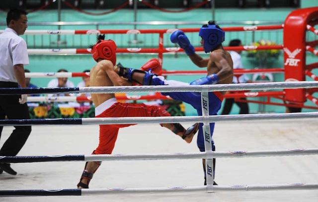 Tiền Giang đăng cai tổ chức giải vô địch Cúp các Câu lạc bộ toàn quốc môn Kickboxing 2019 - Ảnh 1.