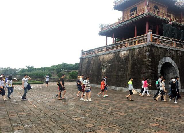 Miễn phí tham quan Khu di sản Huế trong 3 ngày Tết Nguyên đán cho du khách trong nước - Ảnh 1.