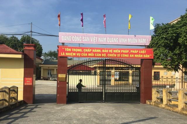 """Công an huyện Thanh Liêm (Hà Nam) nói gì về việc dân """"tố"""" cơ quan điều tra cố tình bỏ lọt tội phạm? - Ảnh 1."""