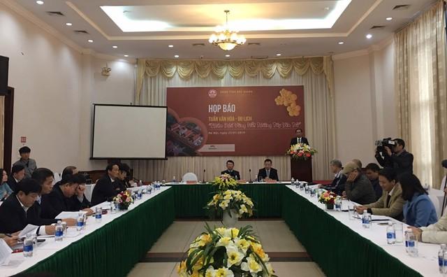 Tuần Văn hóa Du lịch Bắc Giang 2019 gắn với khánh thành giai đoạn l khu Văn hóa tâm linh Tây Yên Tử đầu tư hơn 300 tỷ - Ảnh 1.