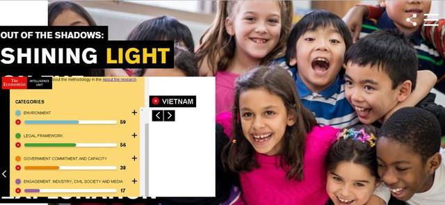 Những lý do Cục trưởng Đặng Hoa Nam đưa ra phản bác lại công bố của EIU khi xếp Việt Nam ở gần cuối bảng về phản ứng đối với xâm hại tình dục trẻ em là gì?  - Ảnh 1.