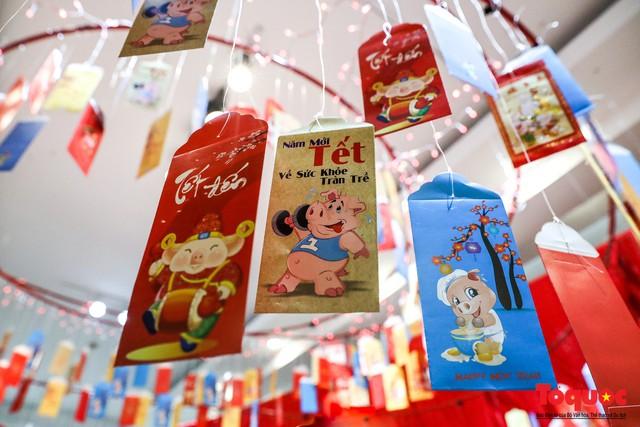 """Chiếm ngưỡng gần 2.000 chú """"Lợn sung túc"""" của nhà sử học Dương Trung Quốc - Ảnh 14."""