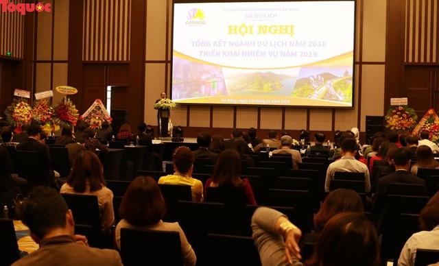 Đà Nẵng: Tổng thu từ hoạt động du lịch năm 2018 ước đạt hơn 24 nghìn tỷ đồng - Ảnh 1.