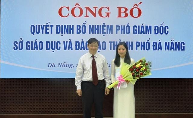 Ai phụ trách Sở GD&ĐT Đà Nẵng sau khi Giám đốc Sở này được điều động làm Bí thư Quận ủy? - Ảnh 1.