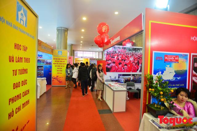 Khai mạc Hội báo xuân Kỷ Hợi - Hà Nội năm 2019 - Ảnh 2.