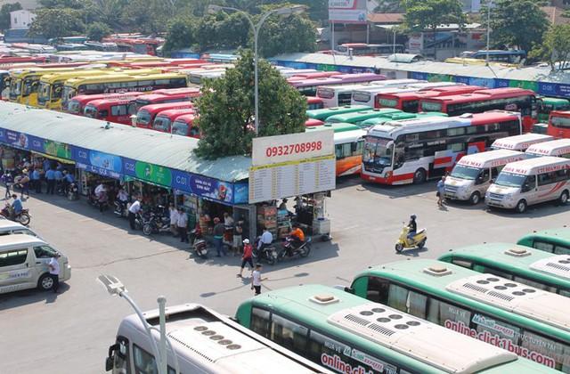 Kiểm tra nồng độ cồn, ma túy đối với tài xế tại bến xe lớn nhất Đông Nam Á - Ảnh 1.