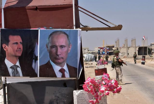 Thế trận Syria: Hậu quả không ngờ tới từ quyết định rút quân của Tổng thống Trump - Ảnh 1.