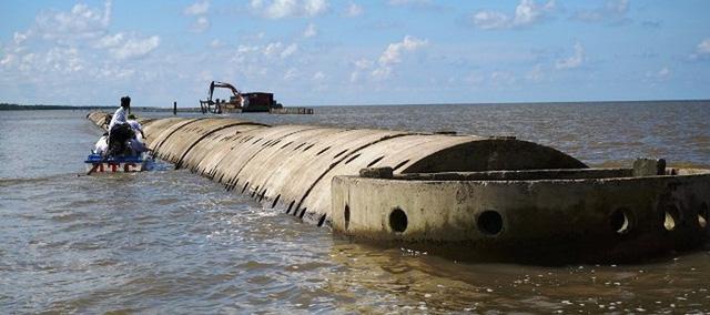 Thủ tướng phê duyệt Đề án phát triển vật liệu xây dựng phục vụ các công trình ven biển và hải đảo - Ảnh 1.