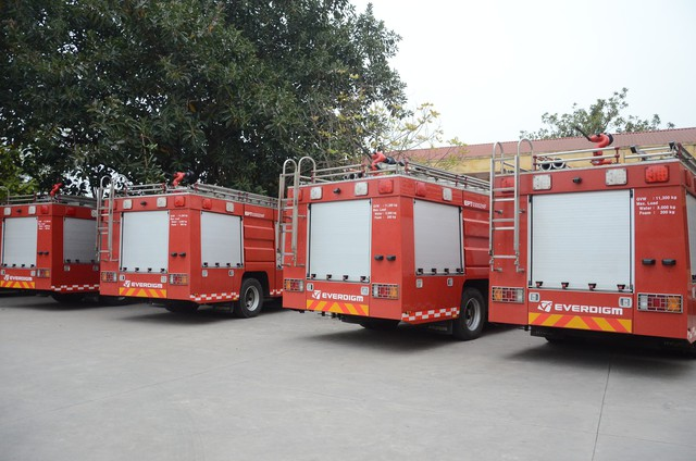 """Lực lượng phòng cháy chữa cháy Bắc Ninh: Thực hiện tốt phương châm """"4 tại chỗ""""  - Ảnh 2."""
