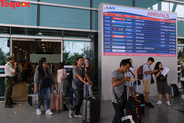 Vì sao khách quốc tế tới Đà Nẵng dịp Tết Nguyên đán dự báo tăng mạnh? - Ảnh 1.