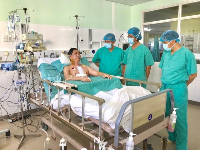 Thêm một hành trình ghép xuyên Việt cứu sống bệnh nhân suy tim giai đoạn cuối - Ảnh 2.