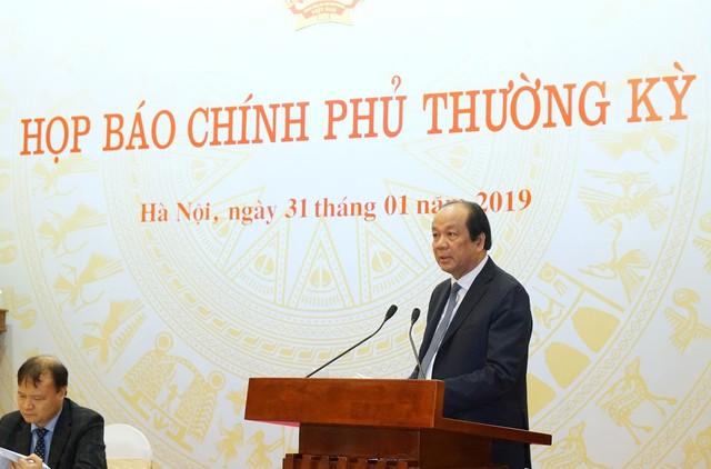 Thủ tướng không tiếp những doanh nghiệp chỉ đến chúc Tết - Ảnh 1.