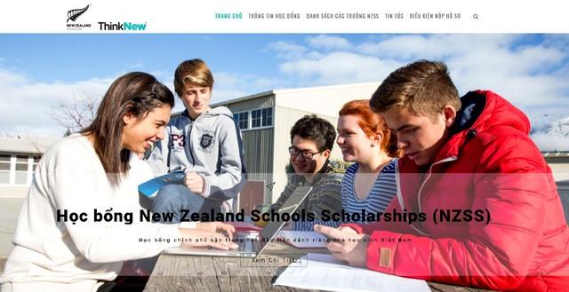 36 suất học bổng Chính phủ New Zealand dành cho học sinh Trung học Việt Nam - Ảnh 1.