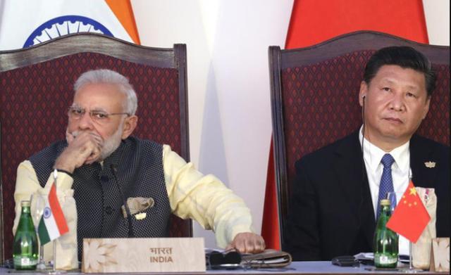Trung - Ấn 14 năm xây dựng lòng tin mà chưa thành - Ảnh 1.