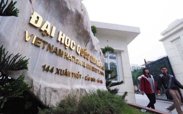 Đại học Quốc gia Hà Nội công bố 9.000 chỉ tiêu tuyển sinh - Ảnh 1.