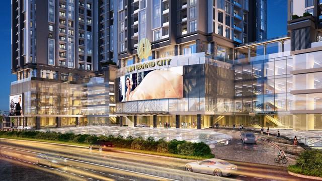 Sắp ra mắt trung tâm thương mại đẳng cấp Sun Plaza - Ảnh 1.