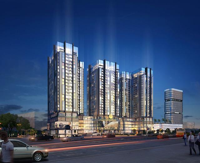 Sắp ra mắt trung tâm thương mại đẳng cấp Sun Plaza - Ảnh 3.