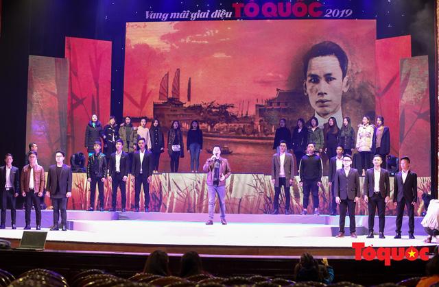Chùm ảnh: Nghệ sĩ đã sẵn sàng cho chương trình nghệ thuật đặc biệt Vang mãi giai điệu Tổ Quốc 2019 - Ảnh 3.