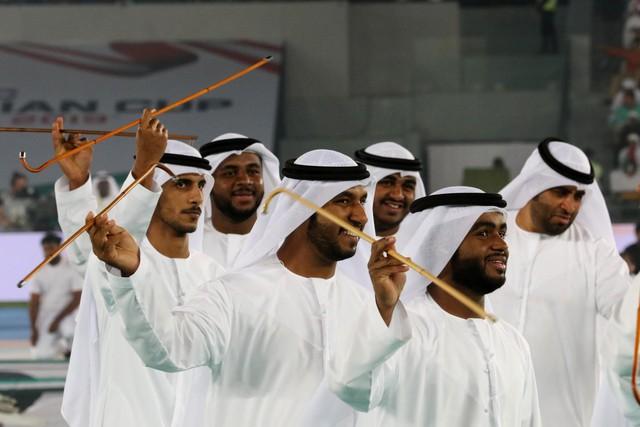 Những hình ảnh hoành tráng tại lễ khai mạc Asian Cup 2019 - Ảnh 10.