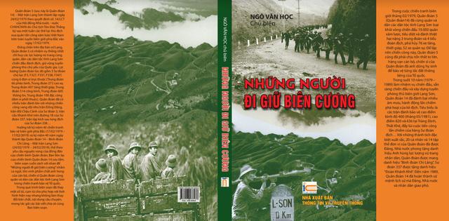 20 tác giả Cựu chiến binh trực tiếp tham gia chiến đấu kể chuyện  bảo vệ biên giới phía Bắc    - Ảnh 1.