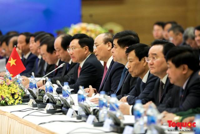Thủ tướng Nguyễn Xuân Phúc và Thủ tướng CHDCND Lào đồng chủ trì Kỳ họp 41 Ủy ban Liên Chính phủ Việt Nam - Lào - Ảnh 2.