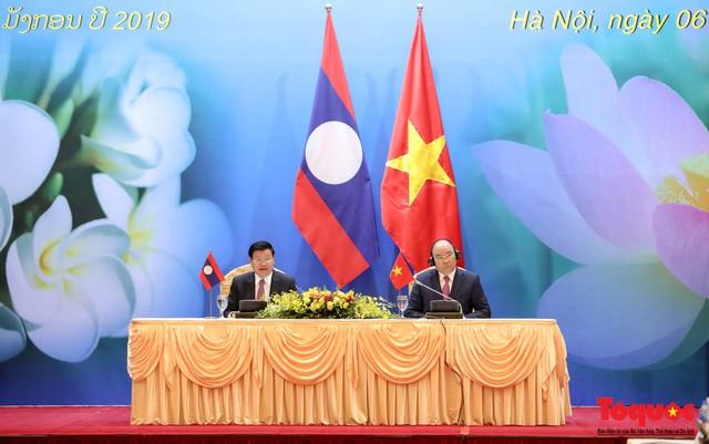 Thủ tướng Nguyễn Xuân Phúc và Thủ tướng CHDCND Lào đồng chủ trì Kỳ họp 41 Ủy ban Liên Chính phủ Việt Nam - Lào - Ảnh 7.
