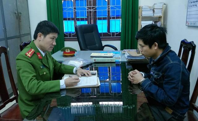 Khởi tố bị can dùng clip sex cưỡng đoạt tài sản một cô giáo huyện Minh Hóa - Ảnh 1.