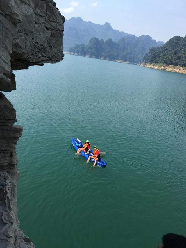 Vẻ đẹp của vịnh Hạ Long trên cạn, hồ Na Hang - Ảnh 5.