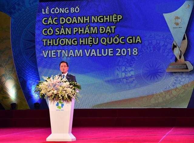 Vietcombank: Ngân hàng duy nhất 6 lần liên tục đạt Thương hiệu Quốc gia - Ảnh 2.