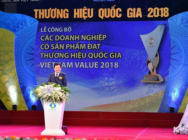 Vietcombank: Ngân hàng duy nhất 6 lần liên tục đạt Thương hiệu Quốc gia - Ảnh 1.