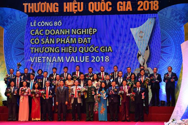 Vietcombank: Ngân hàng duy nhất 6 lần liên tục đạt Thương hiệu Quốc gia - Ảnh 4.